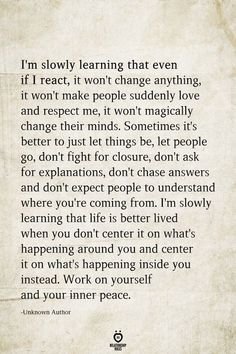 Live A Better life - Live A Better life Motivation - - - Better life Quotes Career - Quotable Quotes, Wisdom Quotes, True Quotes, Great Quotes, Quotes To Live By, Motivational Quotes, Inspirational Quotes, Quotes On Inner Peace, Life Is Quotes