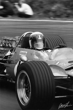 Jackie Stewart 1968 England Matra MS10 Jackie was always one of my favorites!