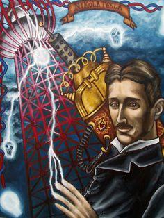 Nikola Tesla by MarjorieCarmona on DeviantArt Nikola Tesla, Tesla S, Secrets Of The Universe, Art Google, Sketches, Deviantart, Art Prints, Drawings, Artist