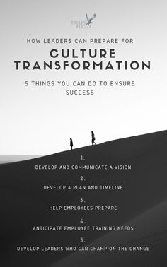 Leaders Can Do to Prepare for a Culture Transformation Looking to execute a culture transformation at your organization? Here's what you can to do prepare.Looking to execute a culture transformation at your organization? Here's what you can to do prepare. Leadership Activities, Leadership Coaching, Leadership Development, Leadership Quotes, Professional Development, Change Leadership, Coaching Quotes, Teamwork Quotes, Leader Quotes