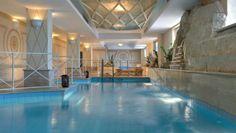 Hotel Miramare e Castello: Take a dip in the spa's indoor pool.
