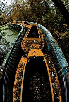 Abandoned ride