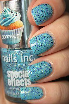 OMG! Polish 'em!: Nails Inc. Sprinkles