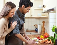 Why Being Married to a Chef Isn't As Glamorous As It Sounds - Women's Health Magazine