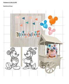 Disneyland Birthday, Disney Birthday, 1st Boy Birthday, Happy Birthday, Disney Party Decorations, Fun Party Themes, Disney Parties, Birthday Decorations, Boys 1st Birthday Party Ideas