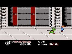 P.O.W.: Prisoners of War by SNK for the Nintendo Entertainment System #NES - Playthrough by media pool