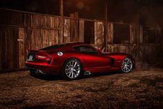 SRT Viper - My new dream car