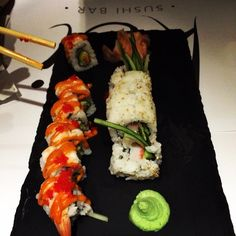 Sushi night California dream