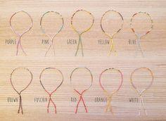 Armband Einzel Miyuki Korne Dreiecksmuster
