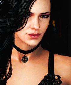 Vorpal Witch: Yennefer of Vengerberg.