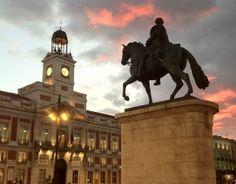 15 curiosidades sobre el reloj de la Puerta del Sol