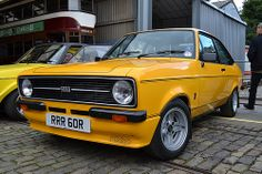 1977 Ford Escort Mark II Mexico – RRR 60R Ford Rs, Ford Classic Cars, Ford Escort, Old Cars, Cars And Motorcycles, Mercury, Vintage Cars, Motors, Planes
