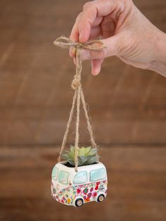 Purple Succulents, Hanging Succulents, Faux Succulents, Hanging Planters, Polymer Clay Crafts, Diy Clay, Deco Cactus, Cactus Cactus, Macrame Plant