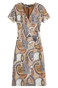 Etro - Printed Sheath Dress