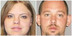 Sarah Johnson and Dale Wallace were wanted for an armed robbery in Montana. They were cornered in Lincoln City.  Wallace was injured by a pa...