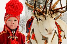 Sami people~Lapland~No. Finland