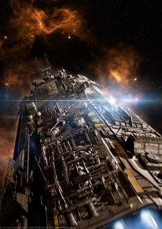 D.S.E. interestelar 2 - crucero  por MarkusVogt*