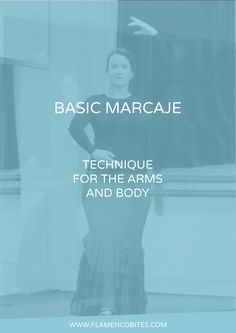 Learn a basic marcaje for flamenco dance. We focus on a clear technique that will help you gain kinesthetic awareness of your body. Click through to learn more..