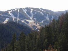 Red River Ski Resort Northern New mexico