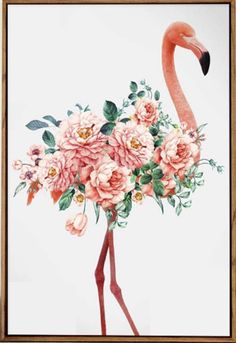 Details About Diy Paint By Number Kit 16 20 Acrylic Painting On Canvas Rose Flower Flamingo - Painting Flamingo Painting, Flamingo Art, Flamingo Flower, Acrylic Painting Canvas, Diy Painting, Mandala Art, Flamingo Tattoo, Drawn Art, Paint By Number Kits