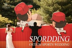 Sports wedding collabo, SPORDDING