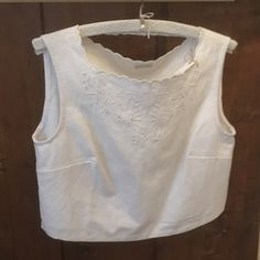 Leinen-Top - Another! Women, Fashion, Linen Tops, Lucerne, Vintage Dresses, Cloakroom Basin, Bags, Moda, Fashion Styles