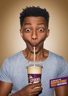 Steers: Ridiculously Thick Milkshake, 1