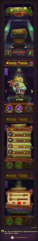 深圳-UI-疾风(群活动:5): Game Concept, Concept Art, Game Font, Button Game, Game Gui, Game Ui Design, Game Props, Game Interface, Dragon Games