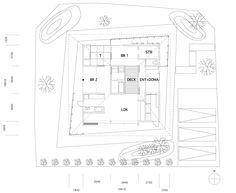 naoi architecture & design office: doughnut house