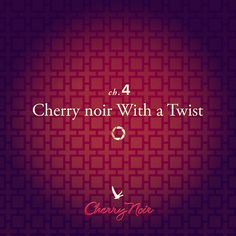 """@greygoose's photo: """"Chapter 4: Cherry Noir with a Twist #hotelnoir. Uncover more @greygoose."""""""