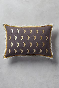 Moonphase Pillow