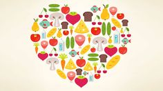 6 Foods to Eat for a Younger Heart - KEEPHEALTHYALWAYS.COM - Reliable Health Advice and Remedies