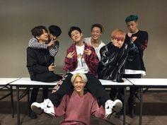 Kim Jinhwan, Chanwoo Ikon, Bobby, Ikon Member, Winner Ikon, Sassy Diva, Yg Ent, Eric Nam, Team Pictures