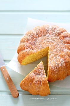 Torta alla zucca soffice - Pumpkin Cake