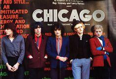 Japan | band | Steve Jansen | Richard Barbieri | Rob Dean | David Sylvian | Mick Karn | Covent Garden | London | 1980 | Unknown photographer