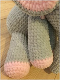 Lady Crochet Elephant – Free Pattern | Pattern Center
