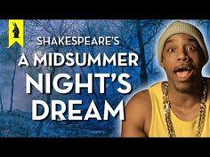 A Midsummer Night's Dream (Shakespeare) – Thug Notes Summary & Analysis - YouTube