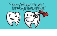 Give your teeth a little TLC this Valentine's Day with preventive and restorative dental care! http://www.starbritedentaldublin.com/ #dentistdublinca #ValentinesDay