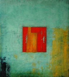 Kandy Lozano, View, 2005 -- link to see more beautiful, luminous encaustic work by Kandy
