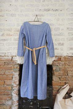 Utility Dress Pattern