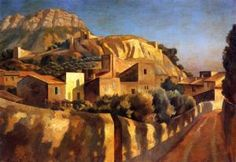 View of Cassis - Roger Eliot Fry - The Athenaeum