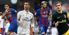 ¿Quién gana la batalla de las botas del Balón de Oro 2016?