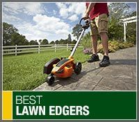 BEST LAWN EDGERS: Top-Rated & Best-Selling Lawn Edgers. The experts at Mowers Direct have compiled lists of the best selling, top rated, and expert recommended lawn edgers to help guide you in finding the perfect lawn edger for your yard.