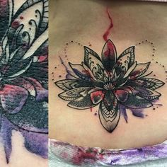 #mulpix Cover up of names and heart on lower back- this will be extended up the back but for the mo this is where we are- fallen behind a bit with uploading pics on here will get in it!!  #mandala  #lotus  #watercolourstyle  #watercolourtattoo  #coverup  #flower  #girly  #girlytattoo  #laurenhanson  #cosmicmonstersincorporated  #ink  #inked   #art  #arty  #fun  #wip  #custom  #design  #tattoo  #newtattoo  #shadowlinesumi