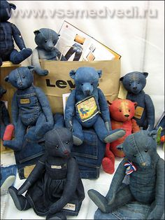 Tanyushkin toys: Jeans - our all (3)