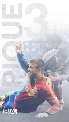 395. Wallpaper [iPhone] - Gerard Pique