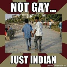 Or Just Indian and Pakistani! Lol!!