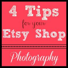 Selling on Etsy – Photography tips & tricks to help your photos stand out from the rest! #etsy #photography