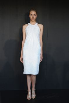 Pamella Roland - Spring 2013 Ready-to-Wear - Look 15 of 48