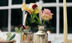 Vintage Vases - Ruffled - Bought